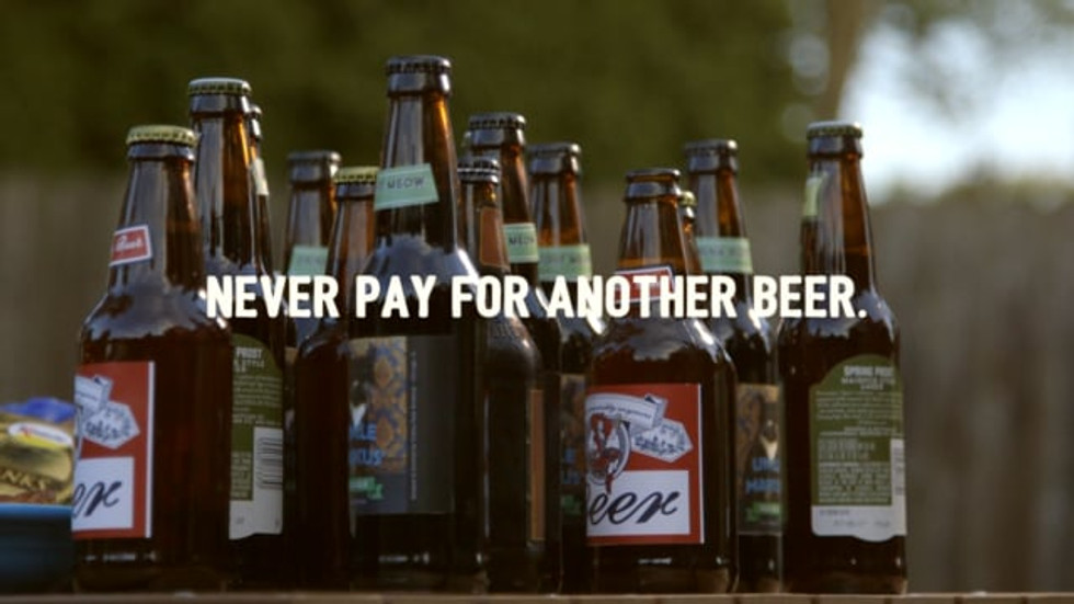 Kowalski | Never Pay for Another Beer