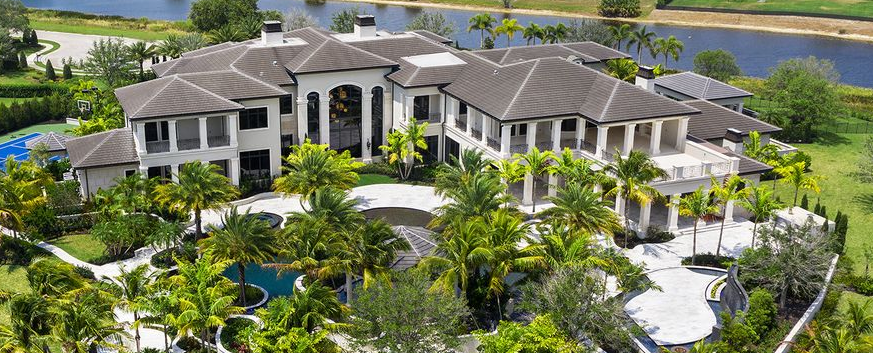 FLORIDA MANSION