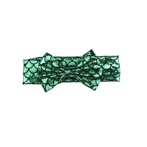 Metallic Mermaid Headband