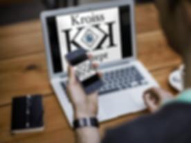 Webdesign von Kroiss Konzept
