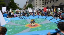 Solar, not pipelines