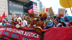 Indigenous Rights=Climate Justice