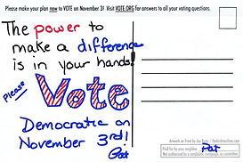 Postcards to Voters.JPG
