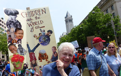 Children ask the world of us