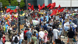Red flags on Pennsylvania Avenue