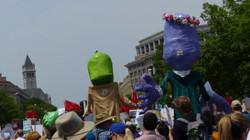 Big head muppets