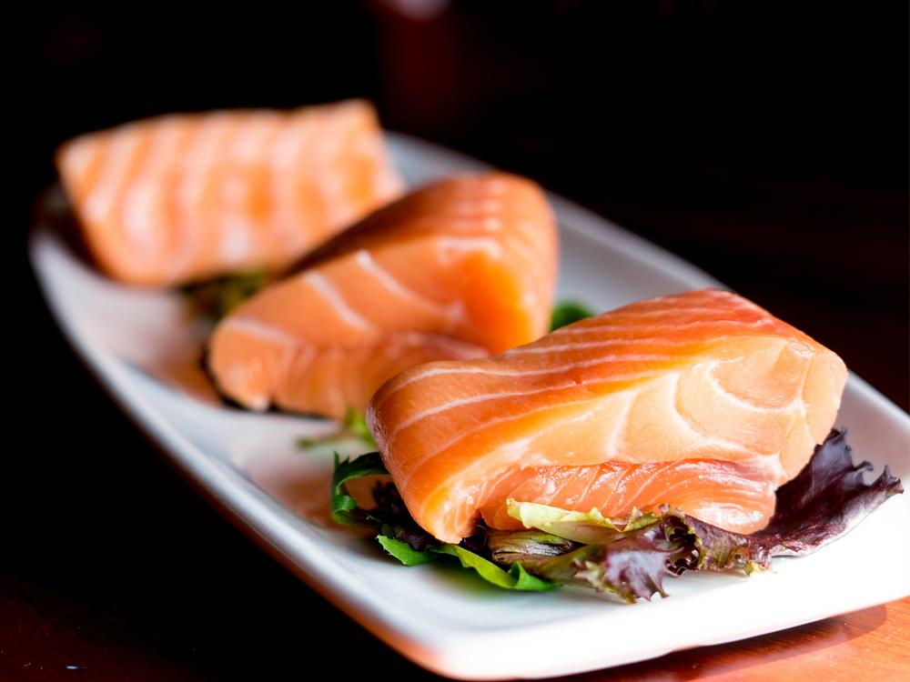 Salmon Omega-3 Fatty Acids