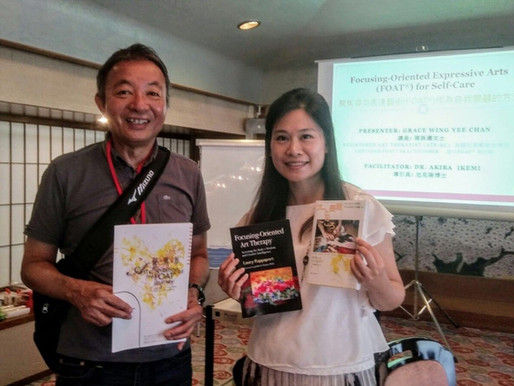 Asia Focusing International Conference 2017: Presentation on FOAT® for Self-Care