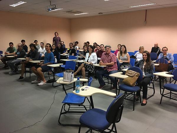 Foto dos Participantes e equipe Lanebi