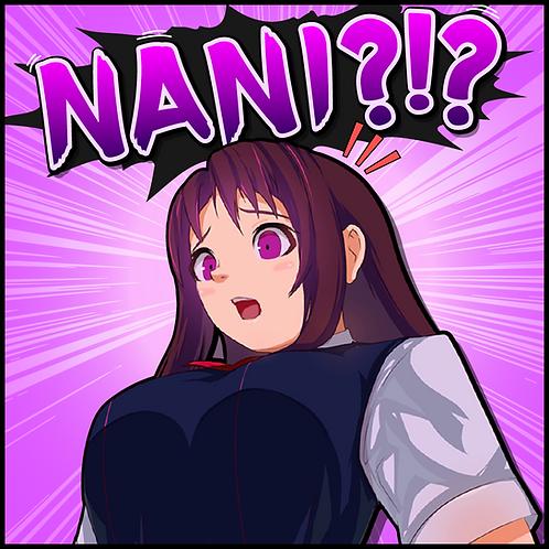 NANI Distortion Plugin