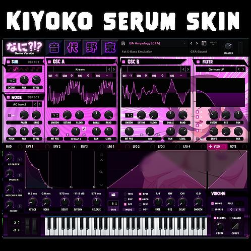Kiyoko Serum Skin