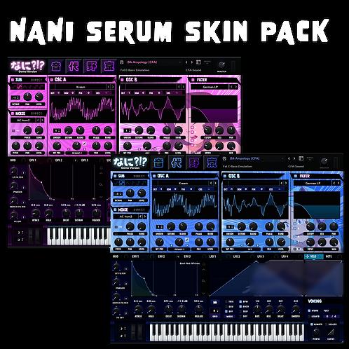 NANI Serum Skin Pack
