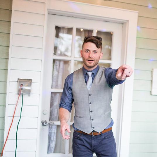 Orange, VA  - Morel Wedding