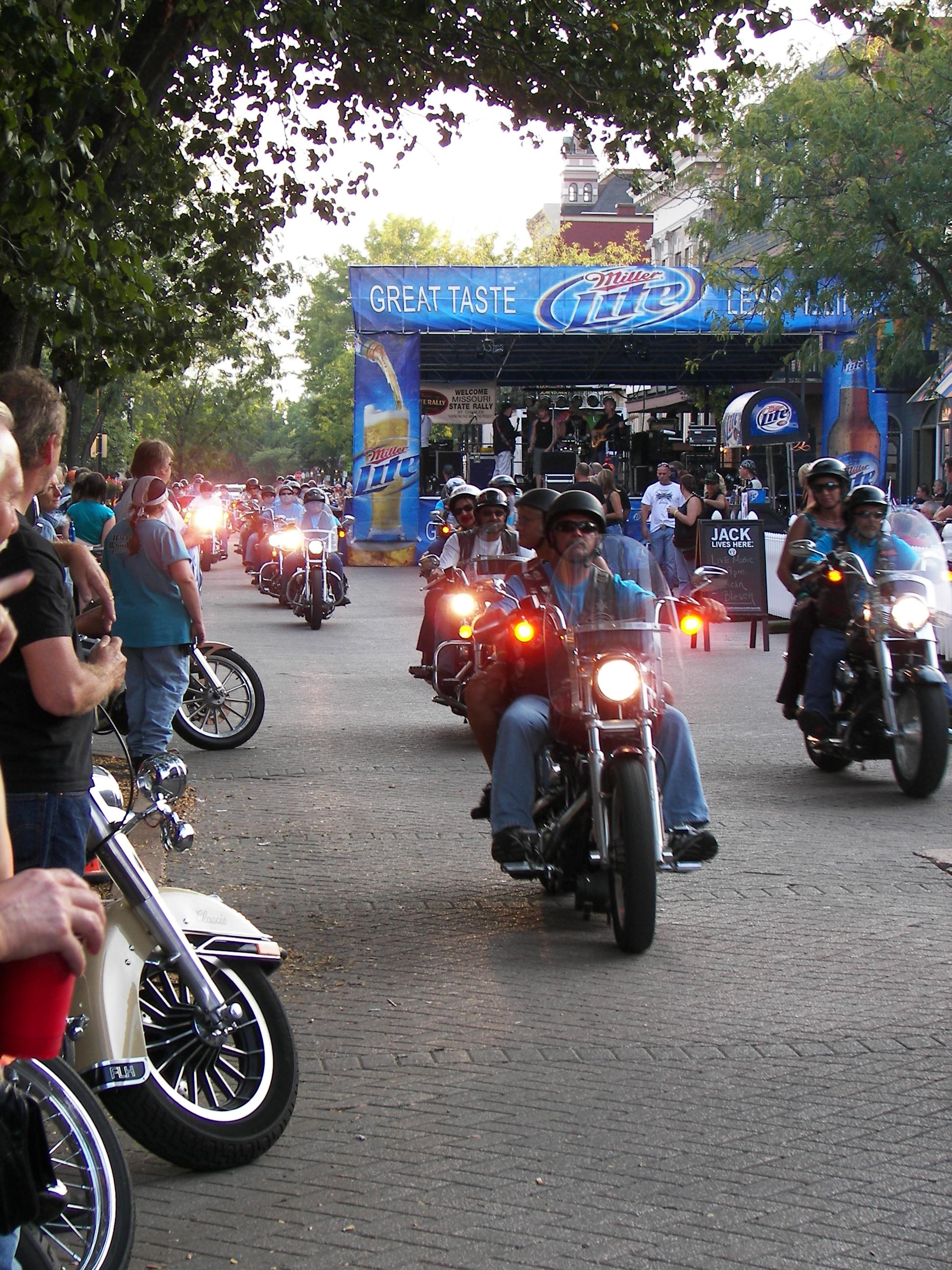 Missouri State Hog Rally