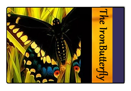 What is the IronButterfly . . .