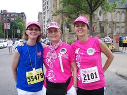 Susan G. Komen- Race for the Cure