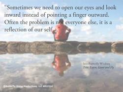 IBW Reflection of Self