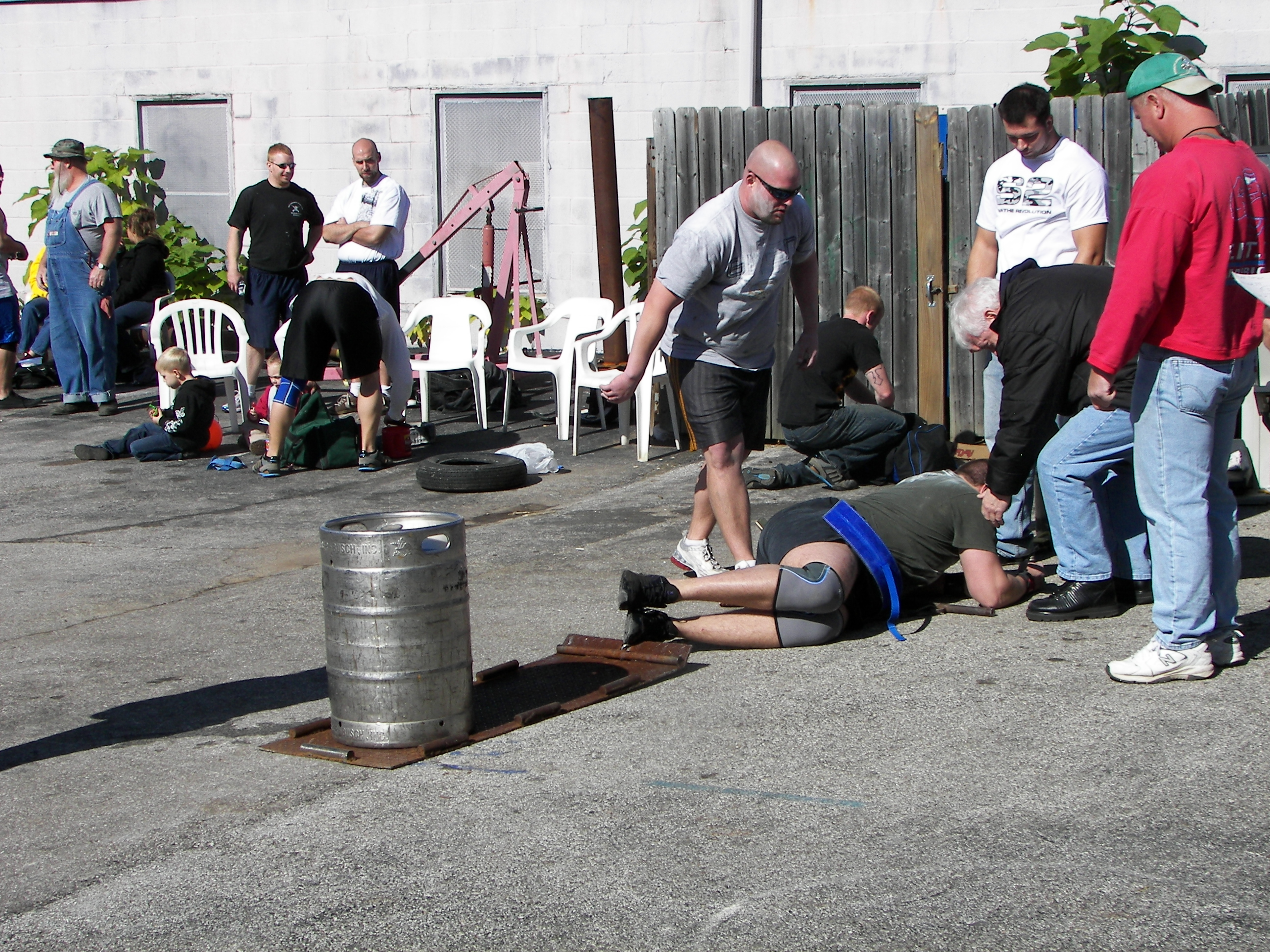 Strongman Competition