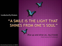 IBW Smile & Be the light