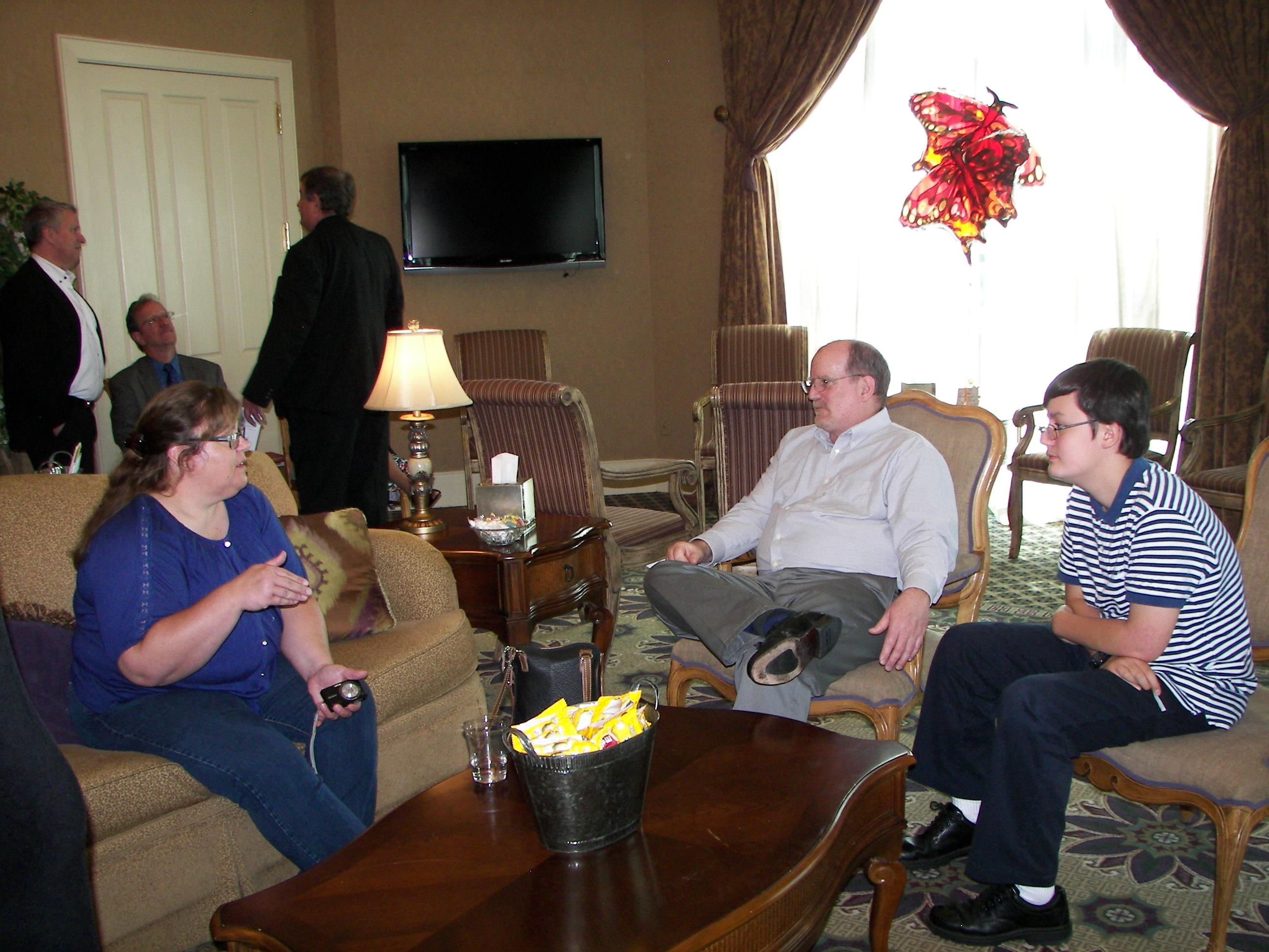 Kelley, John & David