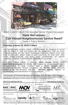 Triple Net Leases-Can Vibrant Neighbourh