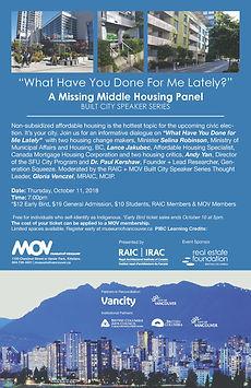 Oct 11-18 - Poster- RAIC + MOV Series -W
