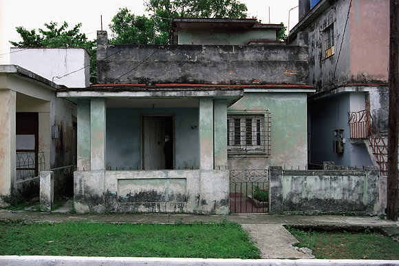 The House My Grandfather Built, La Habana, Cuba