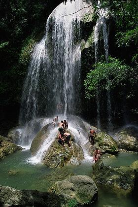 La Cascada, Soroa, Cuba