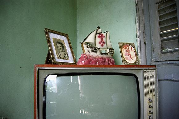 Rosita's TV, La Habana, Cuba