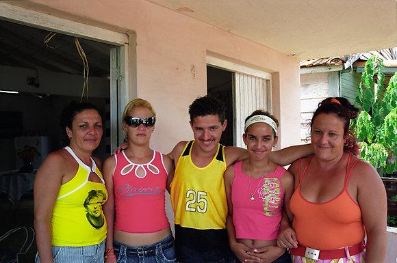My Cousin's Family, Calimete, Cuba