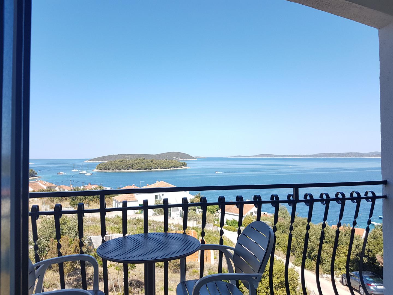 View from balcony | Villa Berg