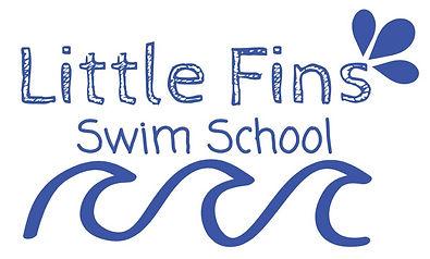Logo for Little Fins Swim School, LLC