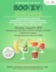 VIP Matchmaking Events Boozy Speed Datin