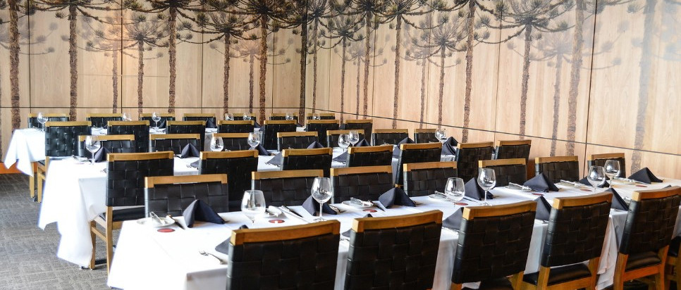 Private Dining Room Classroom