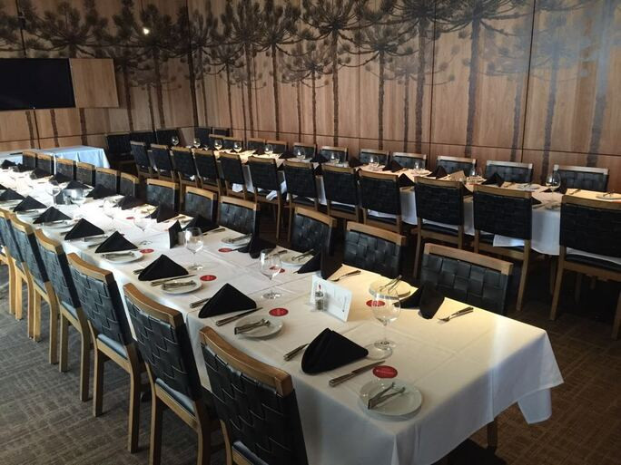 Private Dining Room Dinner