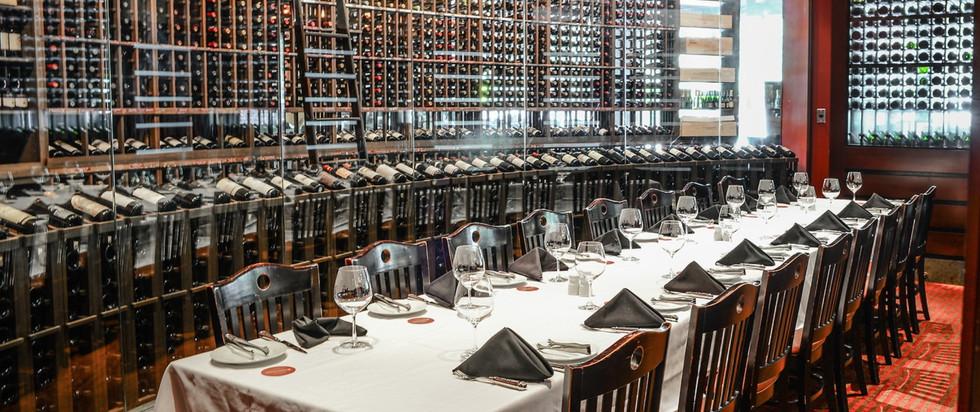 Wine Room Celebration
