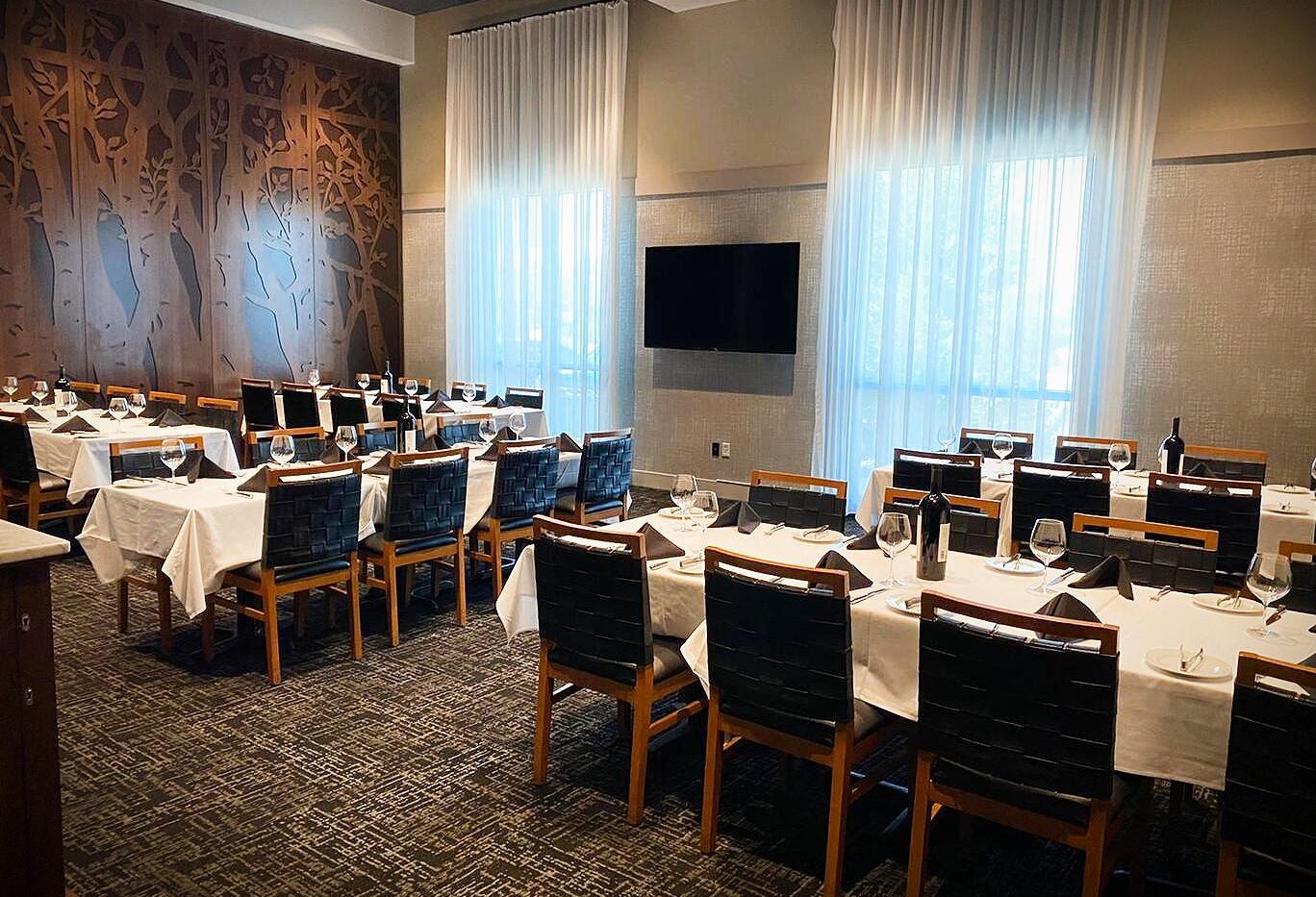 Private Room B  Dinner