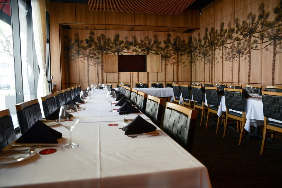 Private Dining Room Celebration