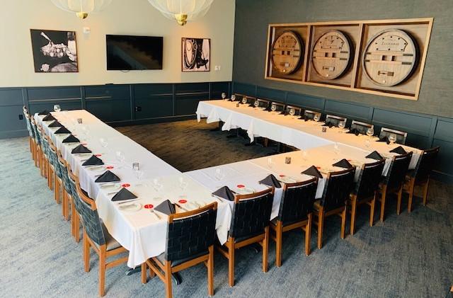 Private Dining Room 4 - U Shape