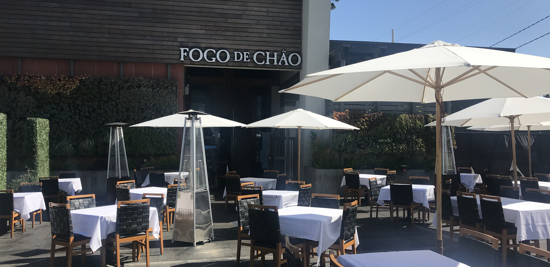 Fogo Outdoor Event Space