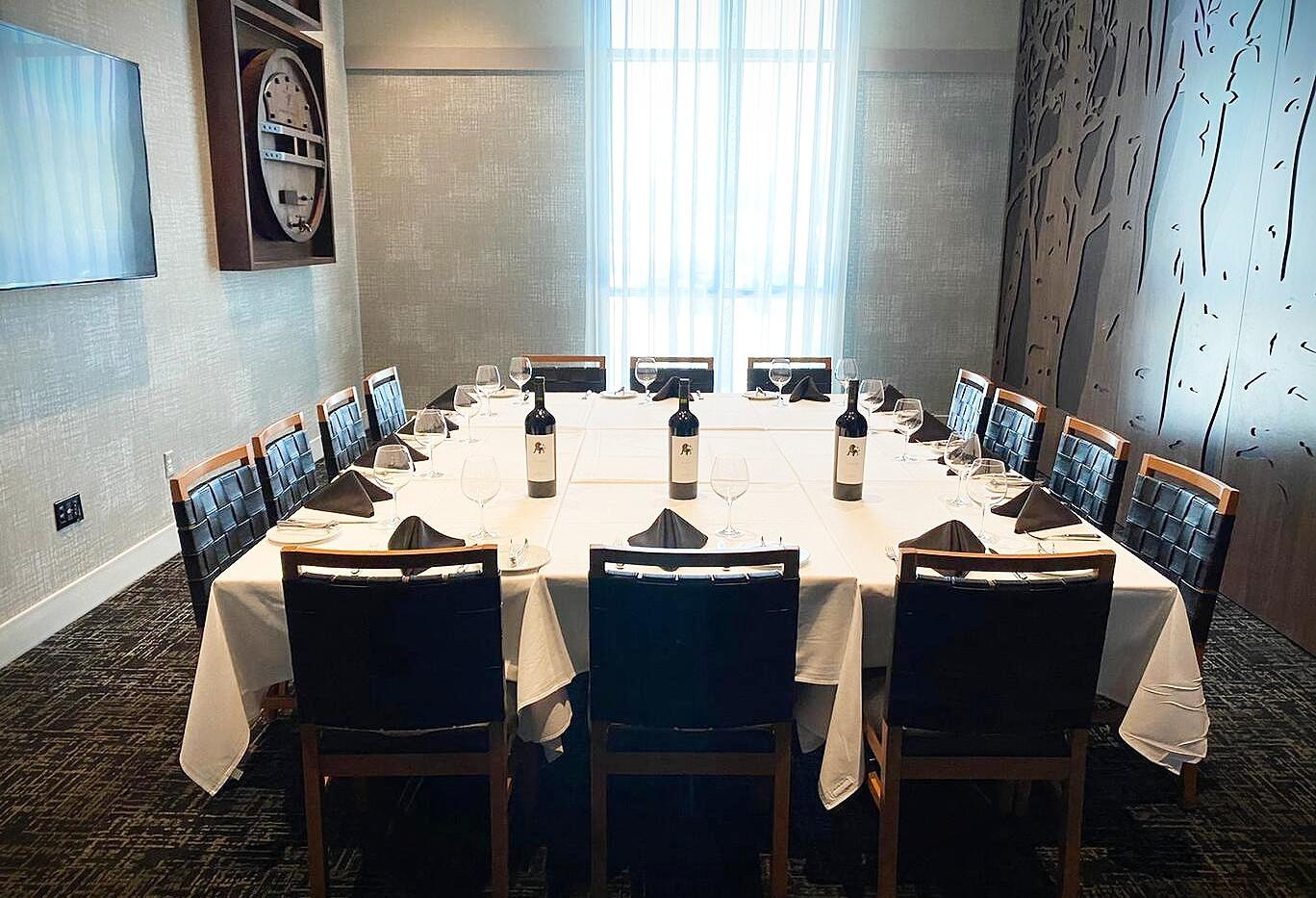 Private Room A  Board Room