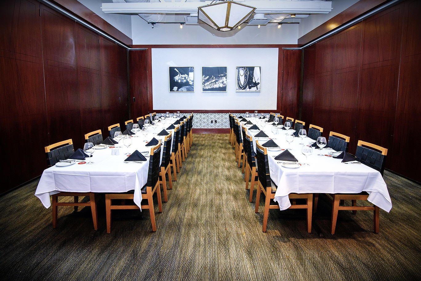Private Room B - Dinner