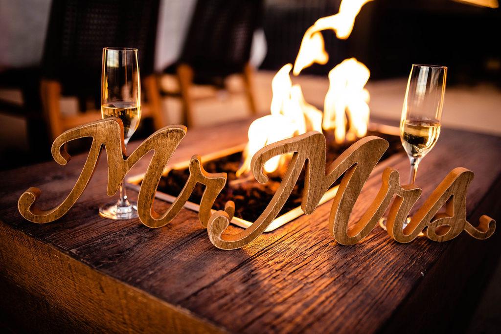 Weddings at Fogo