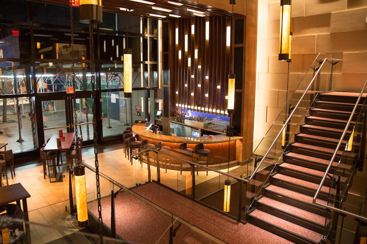 1st Floor Bar