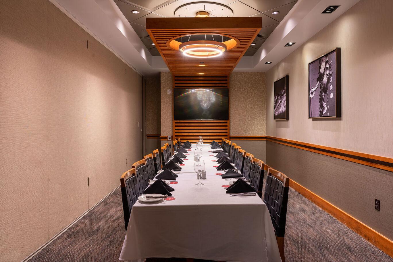 Gaucho  Room Private Board Room