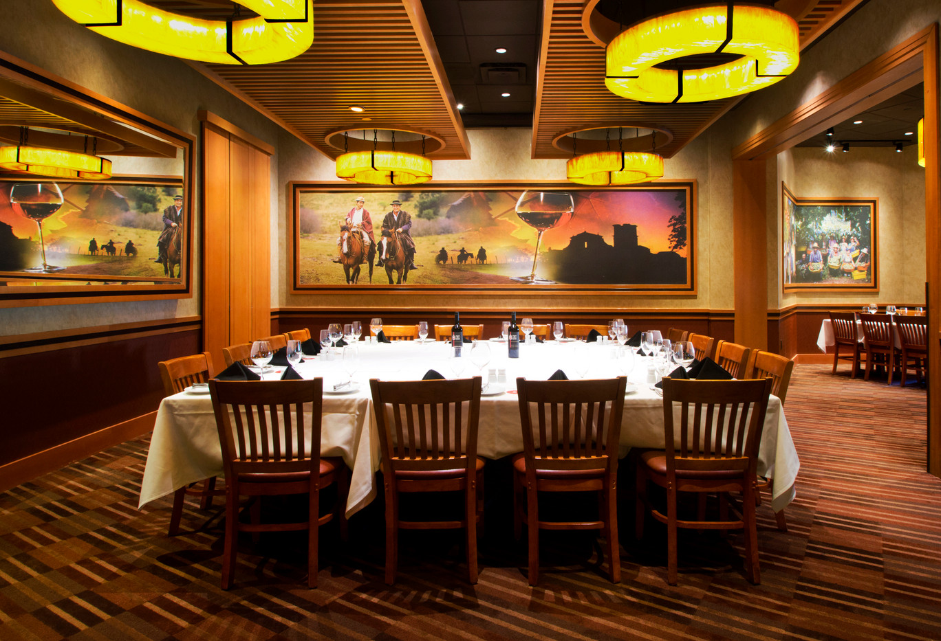Gaucho Private Room Board Room