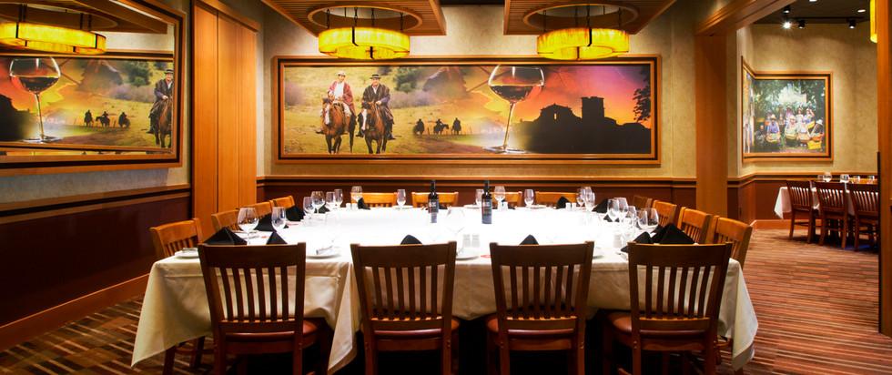 Gaucho Private Room Board Room
