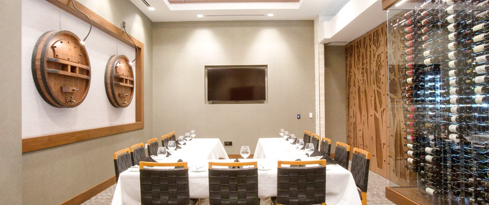 Private Room 1 - U Shape