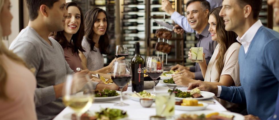 Group Dining at Fogo