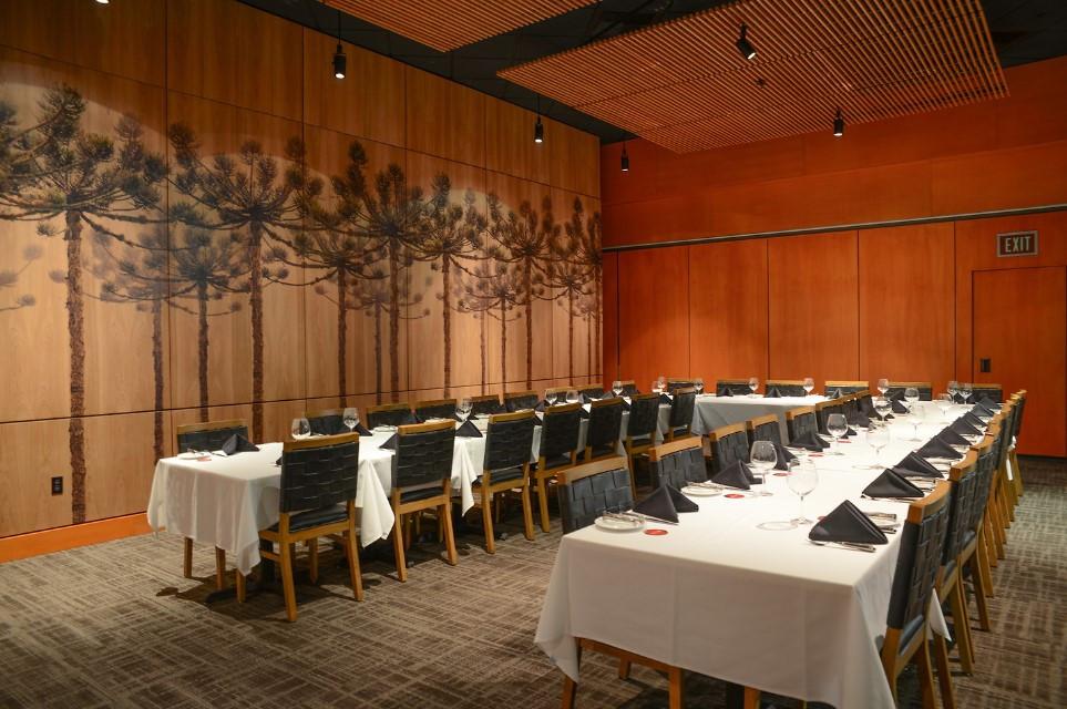 Private Dining Room - U Shape
